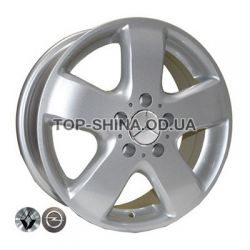 Volkswagen (Z343) silver
