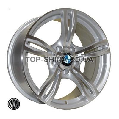 Диски Replica Volkswagen (Z492) 8x17 5x120 ET34 DIA74,1 (SMF)