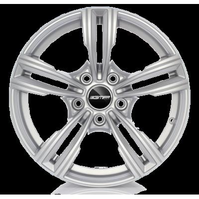 Диски GMP Italia Reven 7,5x17 5x120 ET37 DIA72,6 (silver)