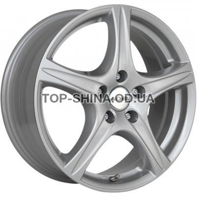 Диски Ronal R56 6,5x16 5x112 ET45 DIA76 (crystal silver)