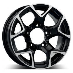 SJ15 black polished