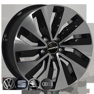 Диски Replica Volkswagen (TL0180) 7x17 5x112 ET43 DIA57,1 (BMF)