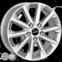 Suzuki (BK581) silver