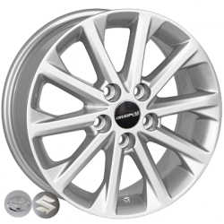 Replica Toyota (BK581) 6,5x16 5x114,3 ET40 DIA60,1 (silver)