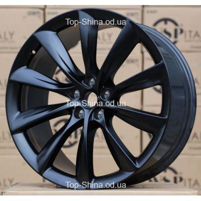 Диски WSP Italy TESLA W1402 VOLTA DULL BLACK R22 W10 PCD5x120 ET35 DIA64,1