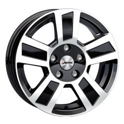 TIGRIS (TG) Black Polished