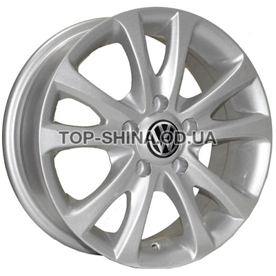 Диски TRW Z180 6x15 5x112 ET40 DIA57,1 (silver)