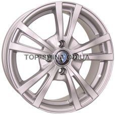 Tech Line TL1404 5,5x14 4x98 ET35 DIA58,6 (silver)