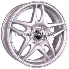 Tech Line TL430 5,5x14 4x100 ET43 DIA60,1 (silver)