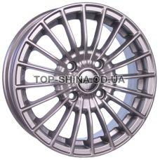 Tech Line TL437 5,5x14 4x98 ET35 DIA58,6 (silver)