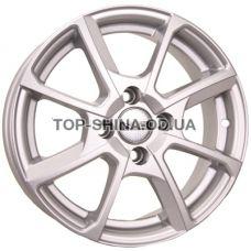 Tech Line TL438 5,5x14 4x100 ET43 DIA67,1 (silver)