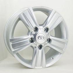 Toyota (67185) silver