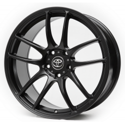 Toyota (DM54) matt black