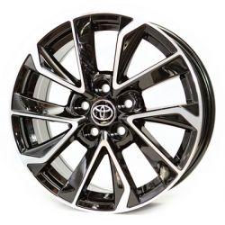 Toyota (RCN249) black front polished black coa