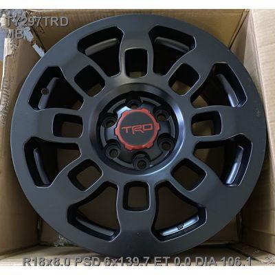 Диски Replica Toyota (TY297TRD) 8x18 6x139,7 ET0 DIA106,1 (MB)
