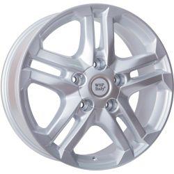 WSP Italy Toyota (W1759) Brasil 8,5x20 5x150 ET60 DIA110,1 (silver)