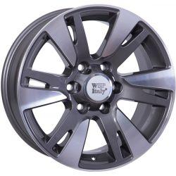 WSP Italy Toyota (W1765) Venere 7,5x18 6x139,7 ET25 DIA106,1 (anthracite polished)