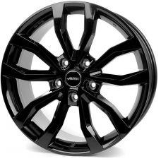 Autec Uteca 8x18 5x112 ET45 DIA66,6 (black)