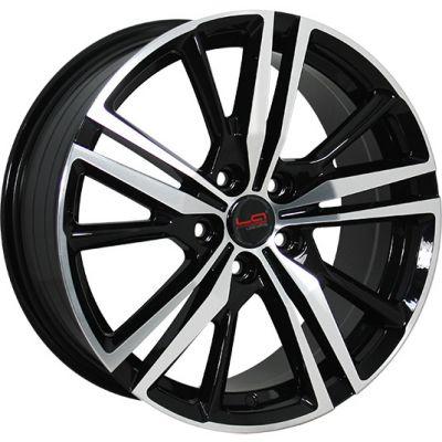 Диски Legeartis V519 Concept 8x19 5x108 ET55 DIA63,4 (BKF)