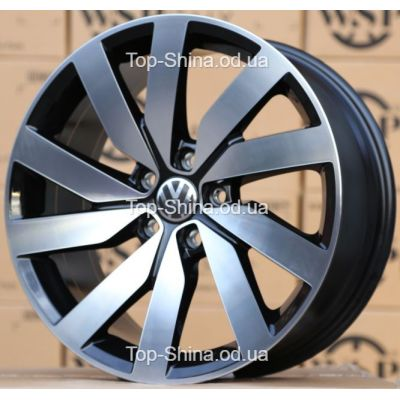 VOLKSWAGEN W468 CHEOPE GLOSSY BLACK POLISHED