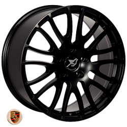 Volkswagen (FR789) matt black