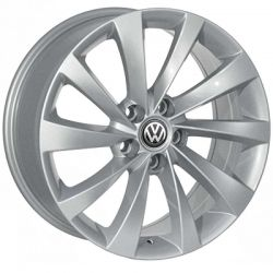 Volkswagen (GT-BK799) silver