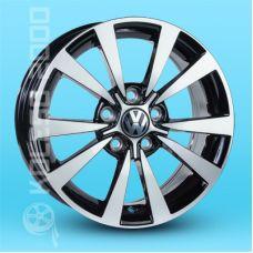Replica Volkswagen (GT12803) 6x14 5x100 ET38 DIA57,1 (MBF)