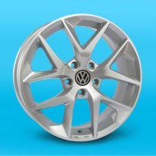 Replica Volkswagen (JT1689) 7x17 5x112 ET45 DIA57,1 (silver)