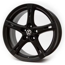 Volkswagen (R58) matt black
