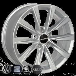 Volkswagen (TL0285NW) silver