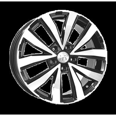 Диски Replay Volkswagen (VV202) 7,5x18 5x120 ET45 DIA65,1 (BKF)