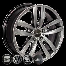 Replica Volkswagen (VV3023) 6,5x15 5x112 ET42 DIA71,1 (HB)