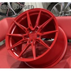 WS2105 MATTE_RED_FORGED
