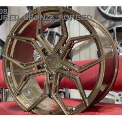 WS2108 textured bronze