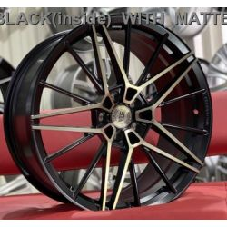 WS2124 GLOSS_BLACK(inside)_WITH_MATTE_BRONZE(outside)_FACE_FORGED