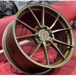 WS2168 textured bronze