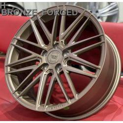 WS433H satin bronze