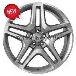 WSP Italy Mercedes (W774) Ischia 8,5x20 5x112 ET53 DIA66,6 (silver polished)