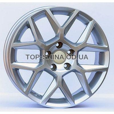 Диски Wheels Factory WVS2 7x17 5x112 ET38 DIA57,1 (silver)
