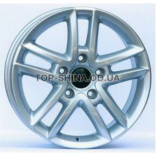 Wheels Factory WVS5 7,5x17 5x130 ET55 DIA71,6 (silver)