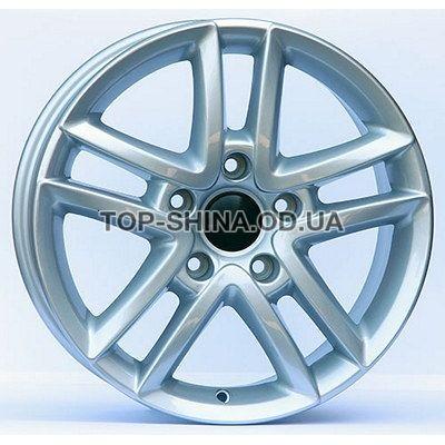 Диски Wheels Factory WVS5 7,5x17 5x130 ET55 DIA71,6 (silver)