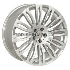 ZF QC1179 9,5x20 5x112 ET43 DIA66,6 (silver)