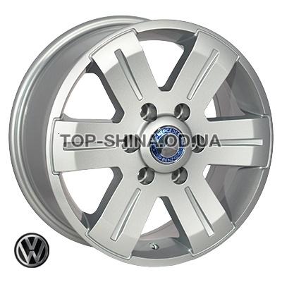 Диски ZW BK562 7x16 5x120 ET55 DIA65,1 (silver)