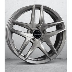 Z gloss metal grey