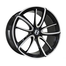 BN1040L GLOSS-BLACK-WITH-MATTE-POLISHED_FORGED