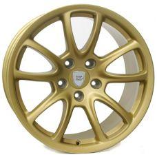 WSP Italy PORSCHE W1052 Corsair GOLD R19 W10 PCD5x130 ET42 DIA71,6