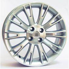 WSP Italy FIAT W150 VALENCIA SILVER POLISHED R16 W6,5 PCD4x100 ET45 DIA56,6