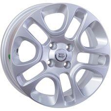 WSP Italy FIAT W165 BARI SILVER R14 W5,5 PCD4x98 ET35 DIA58,1