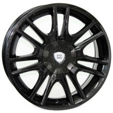 WSP Italy LANCIA W317 RIGA DIAMOND BLACK R16 W6,5 PCD4x98 ET40 DIA58,1