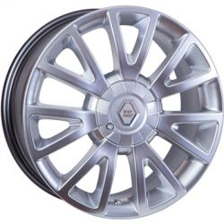RENAULT W3303 ASSEN - Clio HYPER SILVER
